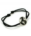 pulsera personalizada my world