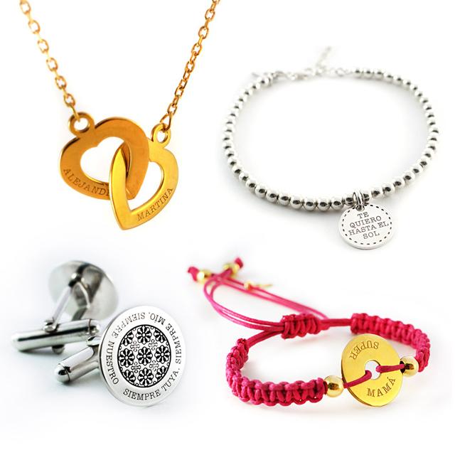 joyas personalizadas mejor regalo para navidad