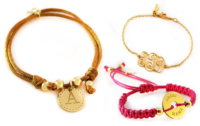 joyas personalizadas en oro y plata