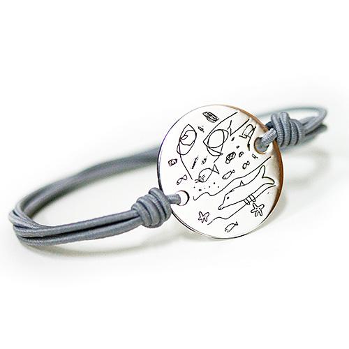 pulsera personalizada Sfera Strech