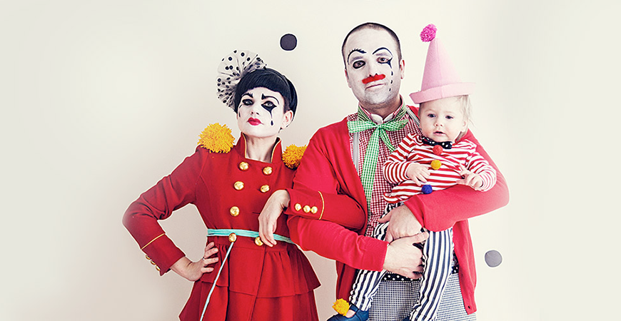 Halloween: ideas de disfraces en familia