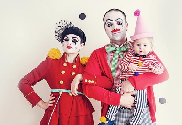 Halloween: ideas de disfraces en familia
